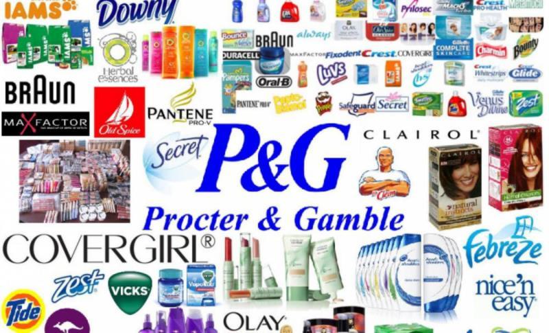 Procter&Gamble: надежность, которая проверенна годами