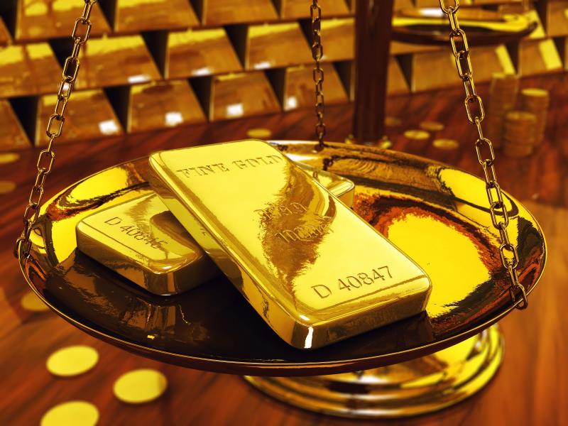 Золото: рынок демонстрирует умеренный рост