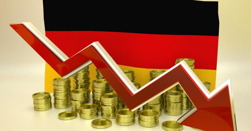 Потребительские цены в Германии снизились в ноябре