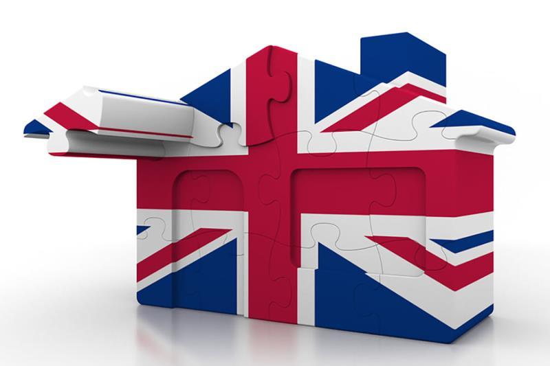 Великобритания: стоимость жилья достигла рекордного уровня