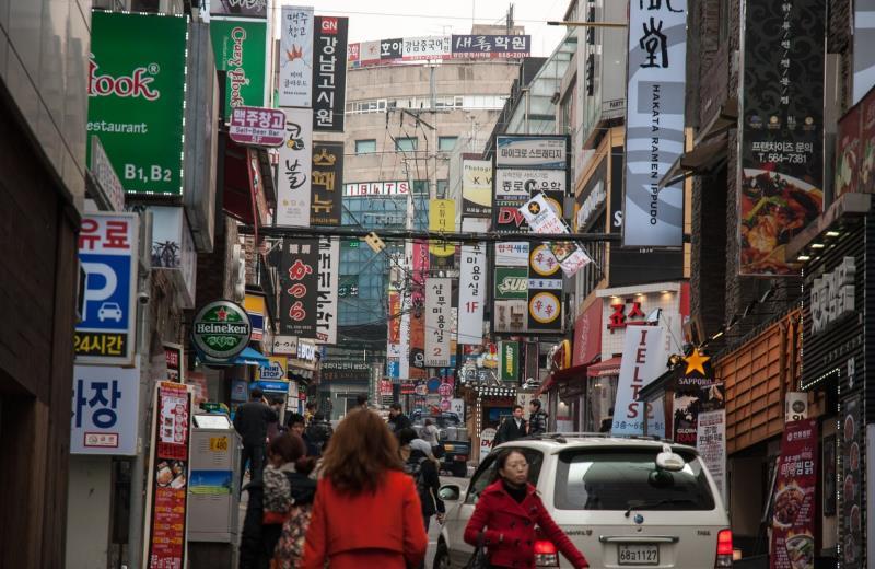 Безработица в Южной Корее выросла до максимума за 11 лет