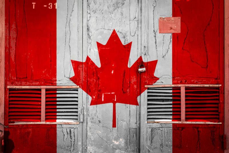 В Канаде снизилась деловая активность в промышленности