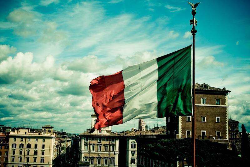 Италия: в стране увеличен профицит внешней торговли