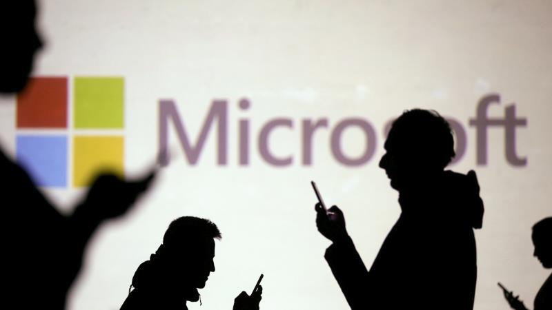 """Fitch повысило долгосрочный рейтинг Microsoft до """"AAA"""""""