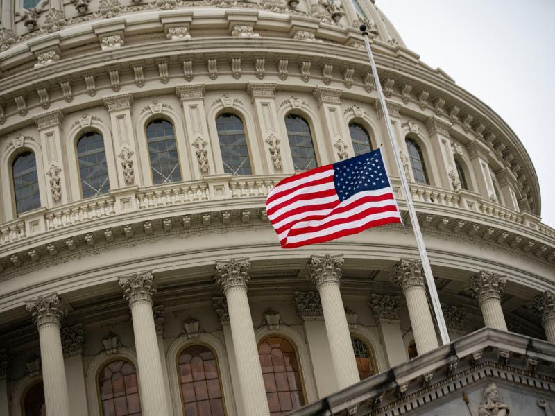 Минфин США допускает возможность поднятия процентных ставок