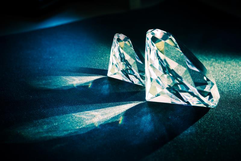 На мировом рынке спрос на алмазы остается высоким