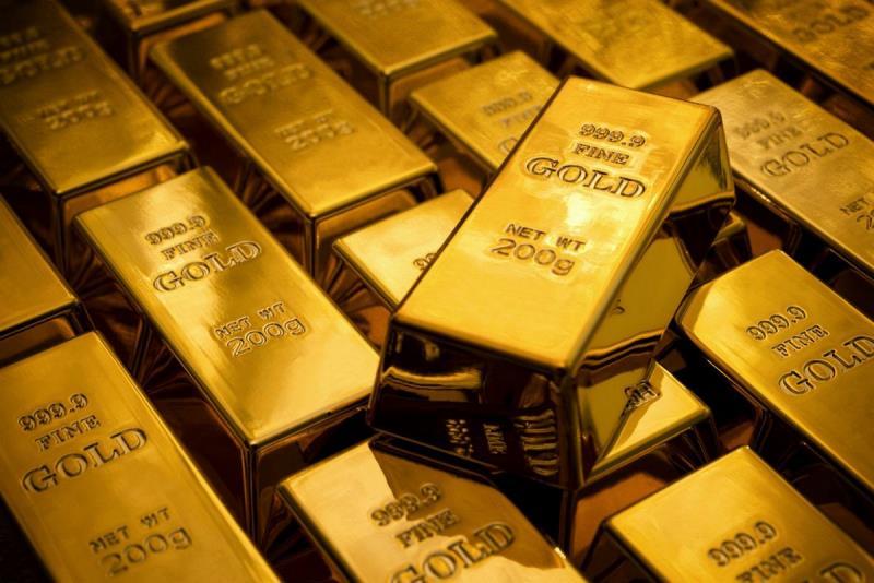В апреле замедлился отток золота из мировых ETF