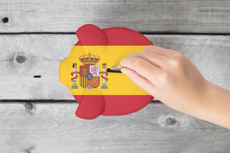 Испания: ВВП сократился в первом квартале на 0,4%