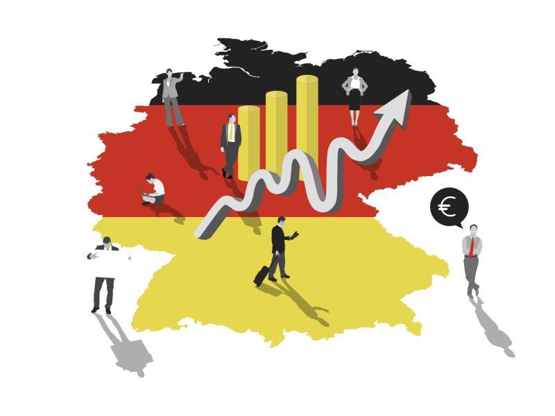 Германия: профицит внешнеторгового баланса снизился в апреле