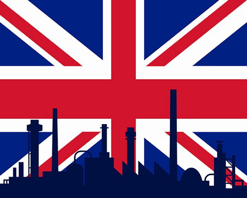 Восстановление экономики Великобритании в июле замедлилось