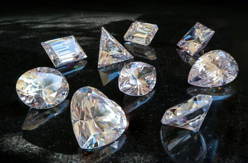 За I полугодие цены на бриллианты выросли в мире на 7,9%