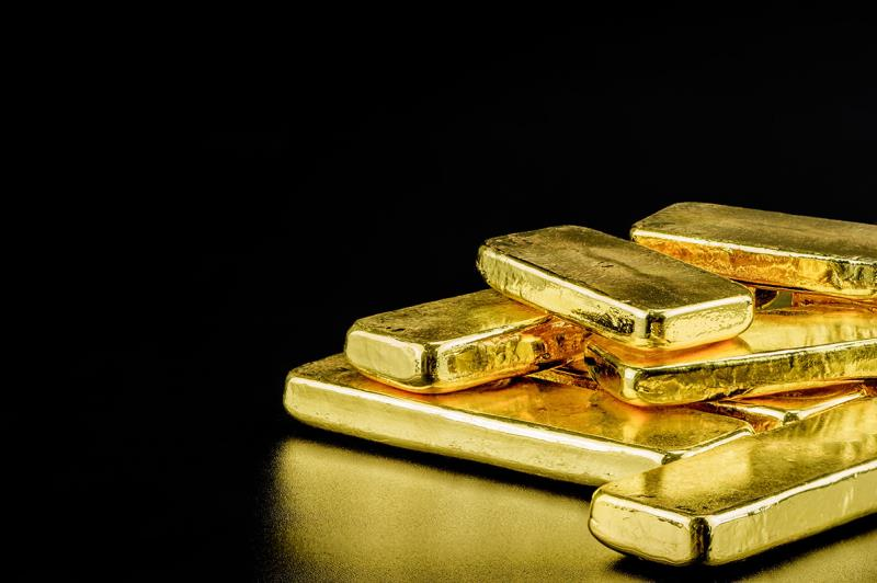Стоимость золота растет третью сессию подряд