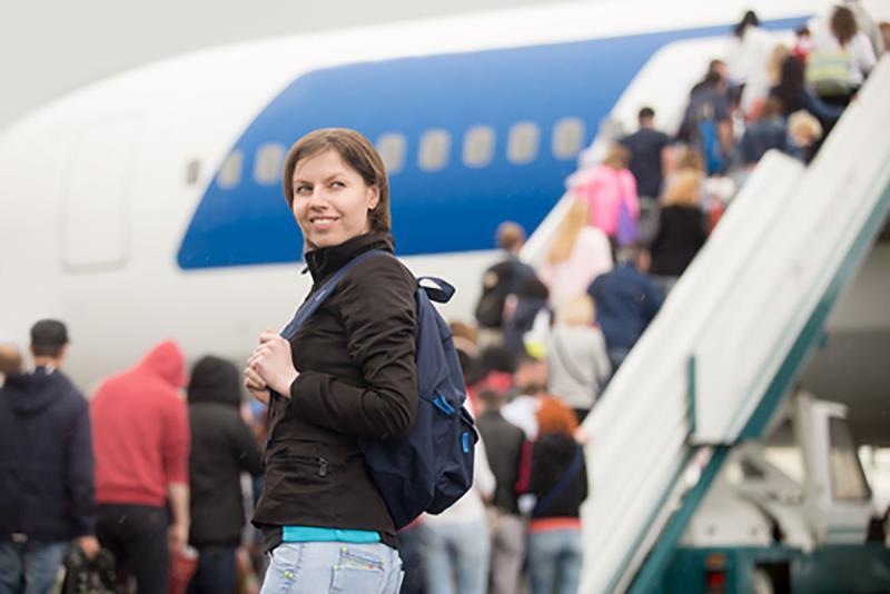 Выручка Swiss Air упала в первом полугодии
