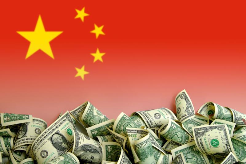 Показатель прямых инвестиций в Китай вырос