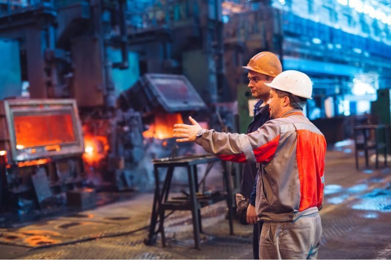 Две металлургические компании КНР готовят слияние