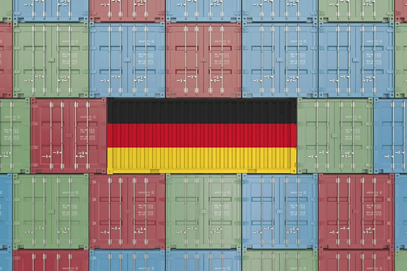 В Германии в июле выросли импортные и экспортные цены