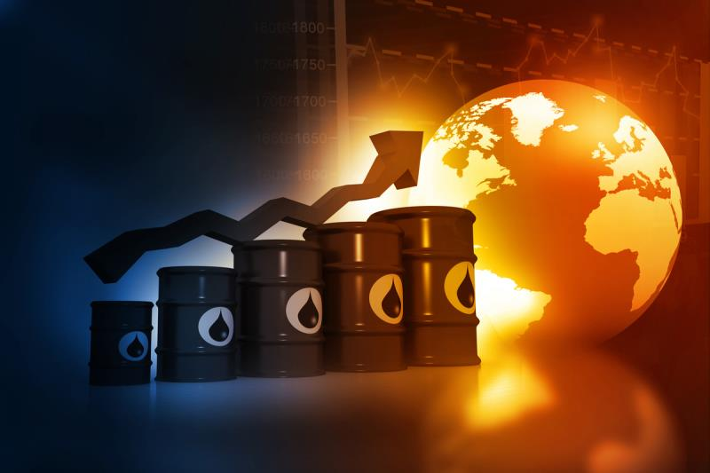 Коррекционный рост нефти составил примерно 2%