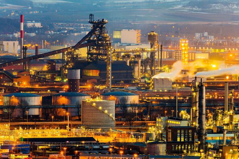 Прирост добычи углеводородов в Норвегии вырос
