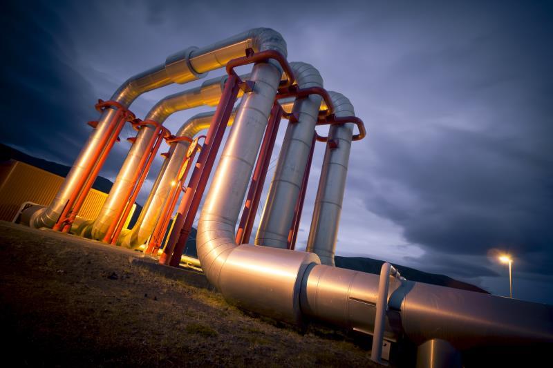 Европа: цены на газ превысили уровень в 1200 долларов